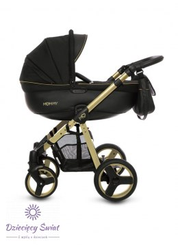 Wózek Mommy 3w1 BabyActive Gold Magic 14