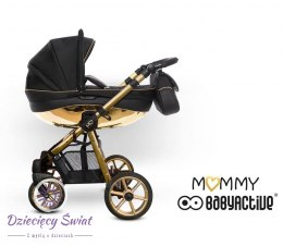 Mommy Glossy 2in1 BabyActive Stroller New 2020r