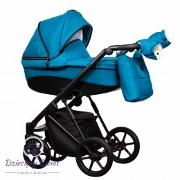 Baby trolley FX 3in1 Paradise 12 Blue New 2020