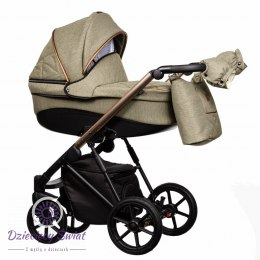 Baby trolley FX 3in1 Paradise 4 Olive New 2020