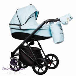Baby trolley FX 3in1 Paradise 11 Blue New 2020