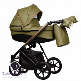 Baby trolley FX 3in1 Paradise 9 Olive Eco New 2020