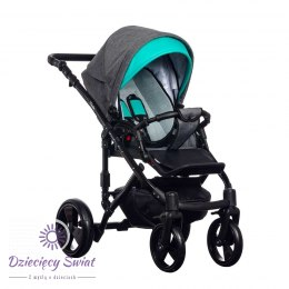 "Baby Stroller Melody 3in1 Paradise ""6"""