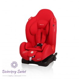 Fotelik Coto Baby Strada Pro RED ISOFIX (9-25kg)