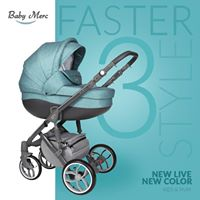 Baby Strollers 2in1 Baby Merc